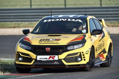 Honda Civic Type R Limited Edition Safety Car | Les photos officielles