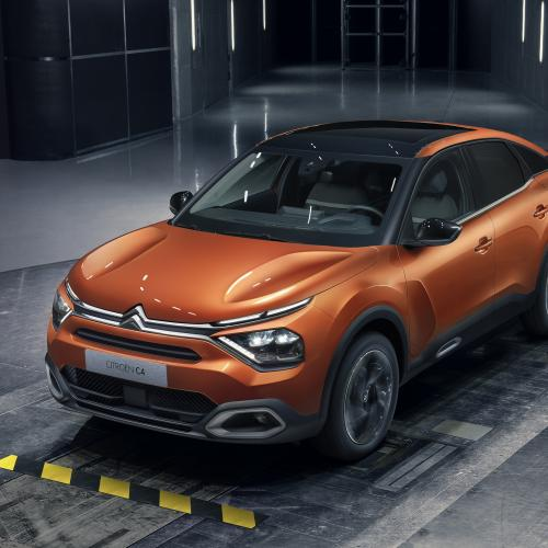 Citroën C4 (2020) | Les photos officielles de la compacte en version thermique