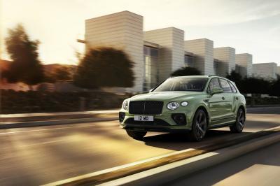 Bentley Bentayga (2020) | Les photos du SUV de luxe restylé