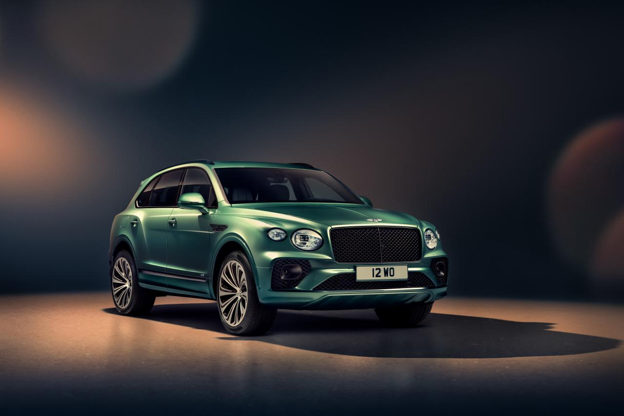 Bentley Bentayga 2020 Lifting De Rigueur Pour Le Grand Suv