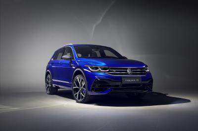 Volkswagen Tiguan R (2020) | Les photos du SUV compact sportif