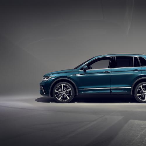 Volkswagen Tiguan (2020) | Les photos du SUV compact restylé