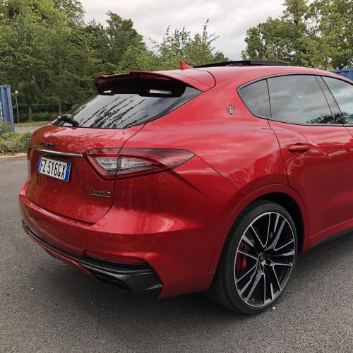 Maserati Levante Trofeo : toutes nos photos du SUV luxueux et sportif italien