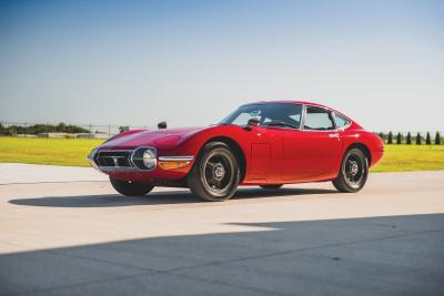 Toyota 2000 GT | Les photos du coupé japonais de 1967