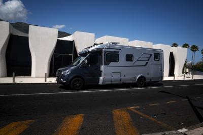 Camping-car Hymer Classe-B MasterLine B-ML T 780 | les photos officielles du profilé allemand