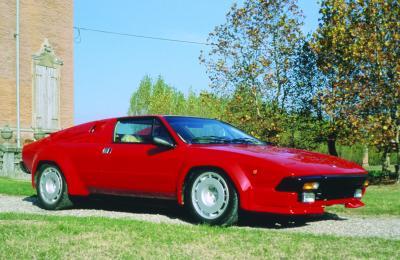 Lamborghini Jalpa | Les photos de la sportive italienne des années 80
