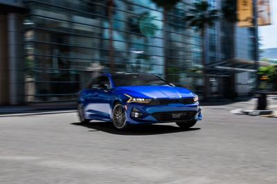 Kia K5 | Les photos officielles de la remplaçante de l'Optima
