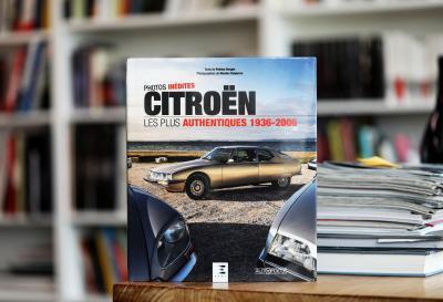 Citroën : les plus authentiques 1936-2006