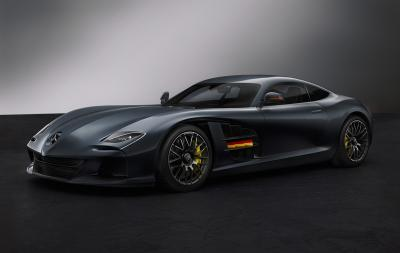 Mercedes-Benz SLR-AMG Vision Concept | Les images de l'étude de style