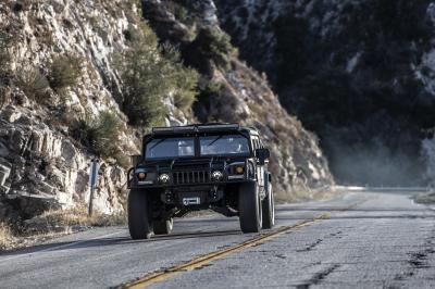 Hummer H1 by Mil-Spec | Les photos du tout-terrain préparé