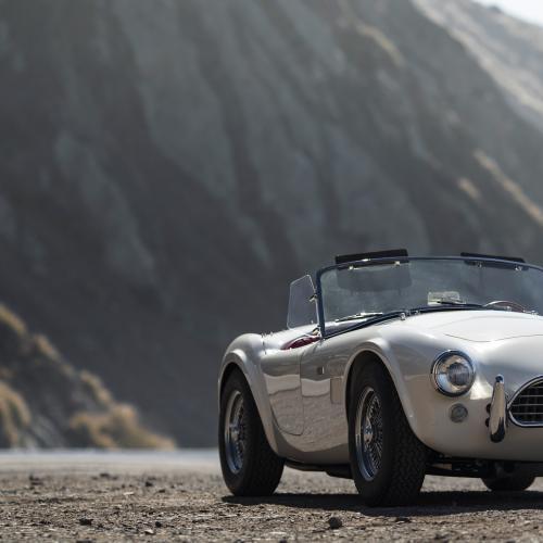 AC Cobra 289 | Les photos du roadster en vente chez RM Sotheby's