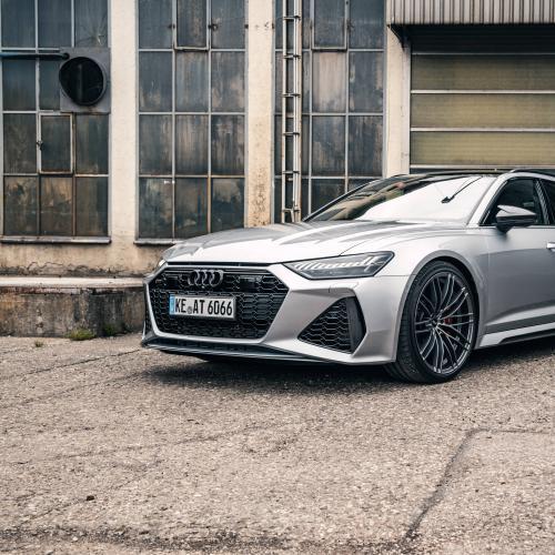 Audi RS6 par ABT Sportsline | Les photos du break avec kit ABT Power R