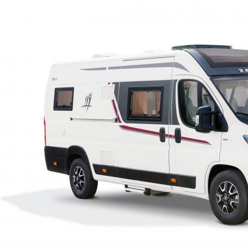 Rapido V62   les photos officielles du van français