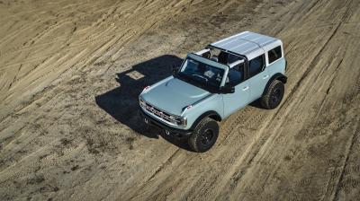 Ford Bronco (2021) | Les photos officielles de l'inédit tout-terrain