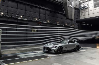 Mercedes-AMG GT Black Series | Les photos officielles de la GT de 730 ch