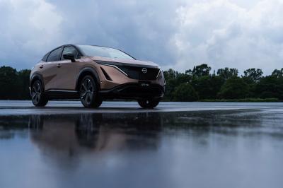 Nissan Ariya (2021) | Les photos officielles du SUV coupé nippon