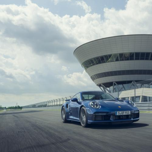 Porsche 911 Turbo (2020)   Les photos de la super GT de 580 ch