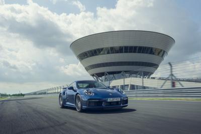 Porsche 911 Turbo (2020) | Les photos de la super GT de 580 ch