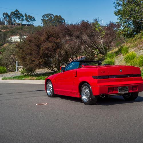 Alfa Romeo RZ   Les photos du roadster italien en vente chez RM Sotheby's