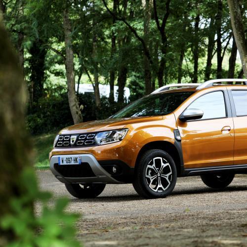 Dacia Duster 100 TCe ECO-G | nos photos de l'essai du SUV essence - GPL