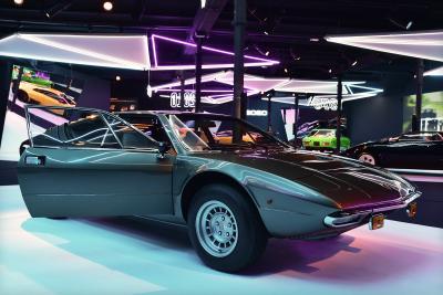 Pop Lamborghini | Un avant-goût de l'exposition en photos