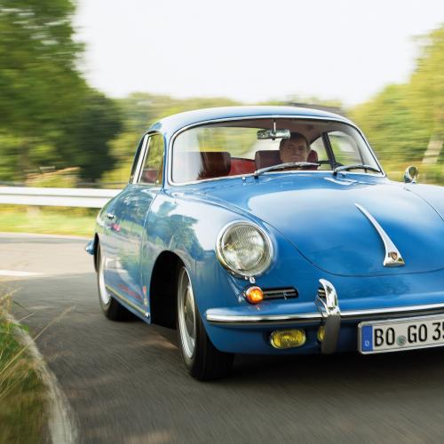 Porsche 356 C 1600 | Les photos de la sportive allemande restaurée