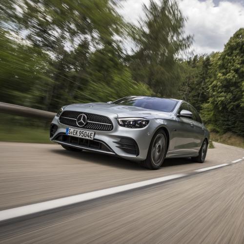 Mercedes Classe E (2020) | Toutes les photos de la berline restylée dans les Vosges