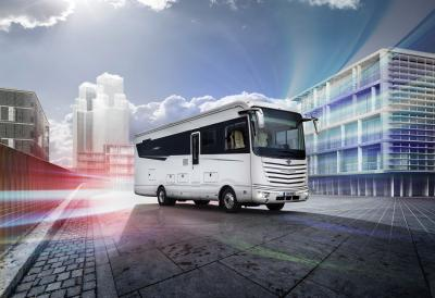 Concorde Liner | Les photos officielles du camping-car à 350.000€