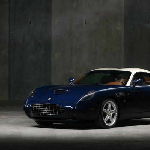 Ferrari 575 GTZ Zagato   Les photos de la rare sportive italienne