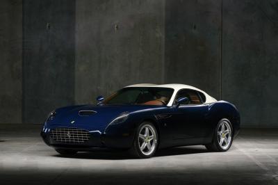 Ferrari 575 GTZ Zagato | Les photos de la rare sportive italienne