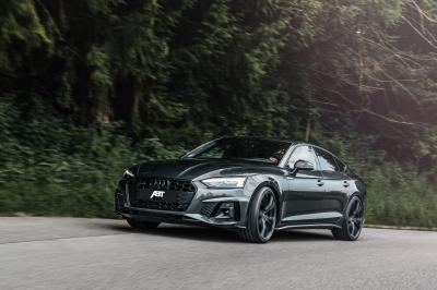 Audi A5 restylée (2020) | Les photos du Sportback préparé par ABT