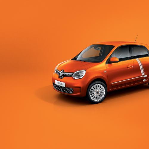 Renault Twingo Electric Vibes | Les photos de la série limitée