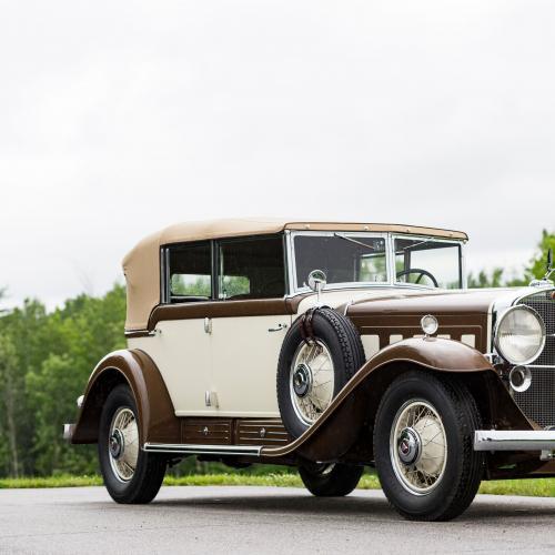 Cadillac V16 All-Weather Phaeton | Les photos de la limousine des années 30
