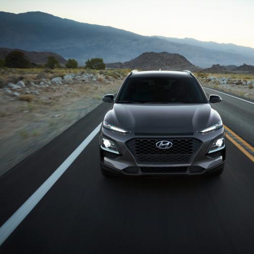 Hyundai Kona Night Edition | Les photos de la série limitée