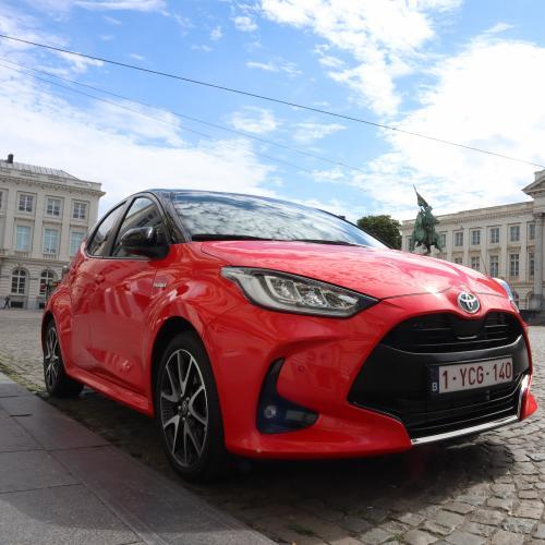 Toyota Yaris | Les photos de notre essai de la nouvelle citadine franco-japonaise