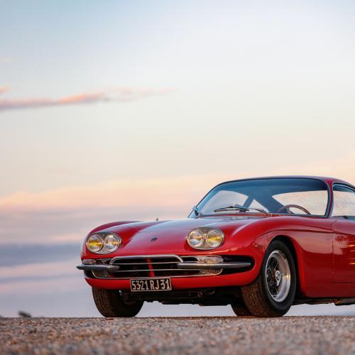Lamborghini 400 GT 2+2 | Les photos de l'exemplaire d'André Trigano