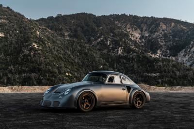 Porsche 356 RSR Outlaw by Rod Emory et Momo | Les photos de la bête