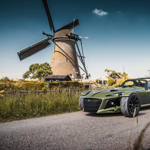 Donkervoort D8 GTO-JD70 | Les photos de la sportive radicale