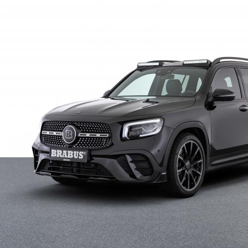 Mercedes GLB by Brabus | Le SUV compact allemand en photos