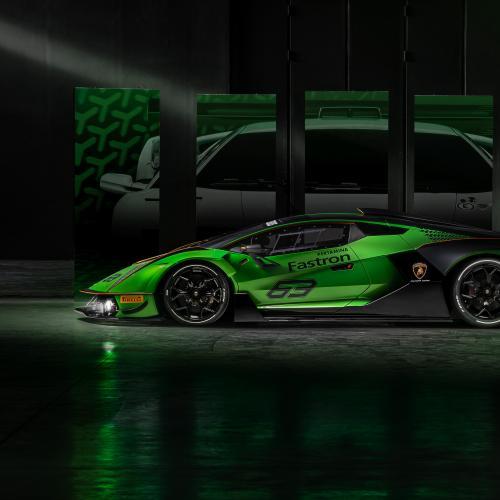 Lamborghini Essenza SCV12 | Les photos officielles de la version définitive
