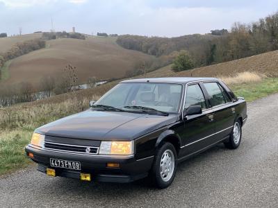 Renault 25 V6 Limousine | Les photos de l'exemplaire d'André Trigano