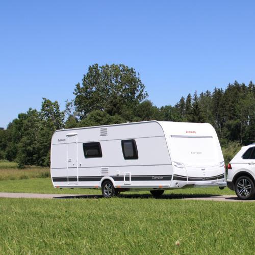 Nouvelle caravane Camper Dethleffs : toutes les photos du millésime 2021