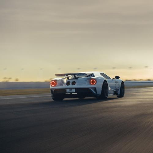 Ford GT Heritage Edition | les photos officielles