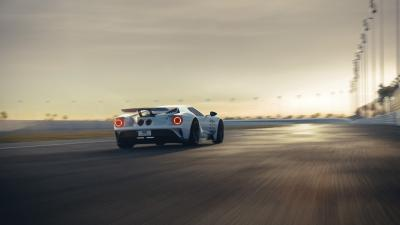 Ford GT Heritage Edition | les photos officielles