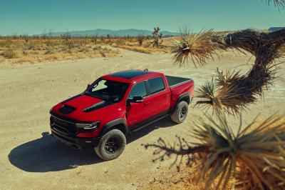 Dodge RAM 1500 TRX | les photos officielles du pick-up de 702 chevaux