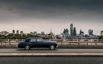Rolls-Royce Phantom V par Lunaz