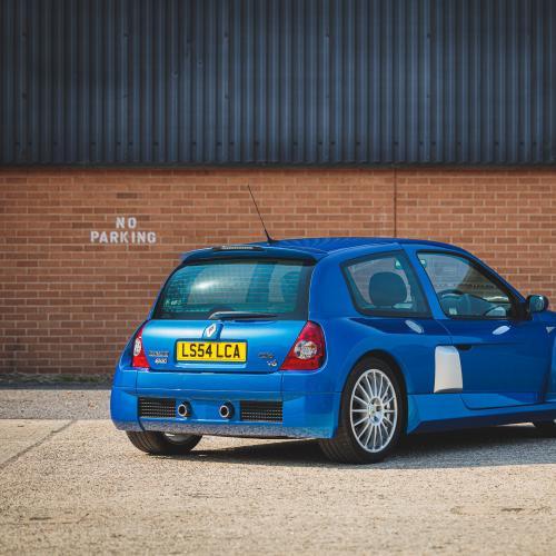 Renault Clio V6 phase 2 | Les photos de l'exemplaire à vendre aux enchères