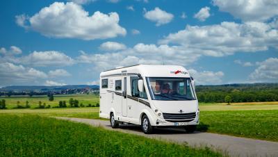Carthago c-compactline 2021 | Les photos officielles du camping-car intégral allemand