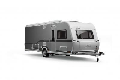 Eriba Nova 590 | Les photos officielles de la caravane compacte et stylée