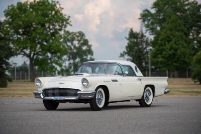 Ford Thunderbird de première génération (1955-1957) | Les photos de la mythique américaine